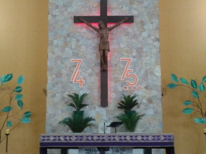 Missas celebrativas dos 74 anos do Santuário Salette