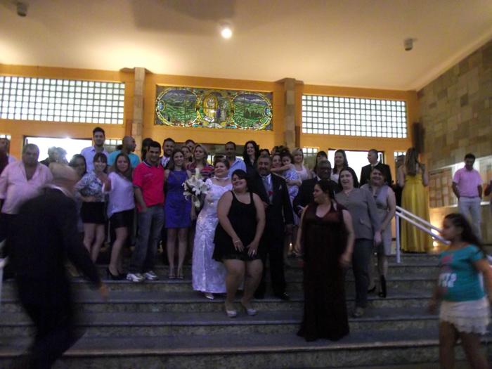 Casamento comunitário 2013