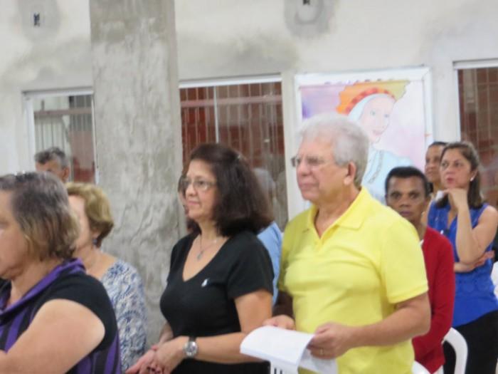 TERCEIRA NOITE DO TRÍDUO EM SÃO LOURENÇO - MG