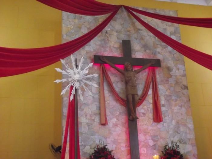 Celebração de Pentecostes na Missa das 11h