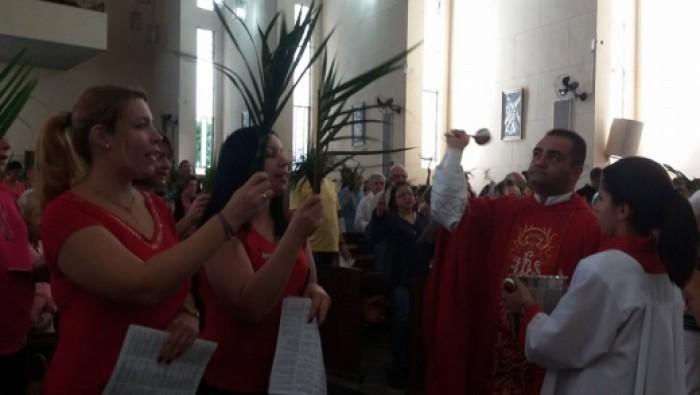 Missa de Domingo de Ramos 2017 - 11h