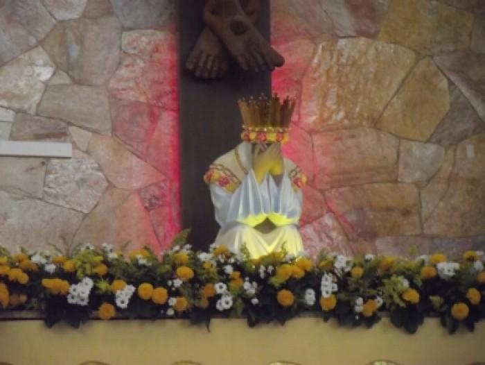 Missa das 15h no Santuário Salette 19 de setembro 2015