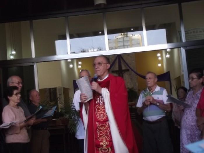 Domingo De Ramos Missa Das 7h - 20/03/2016