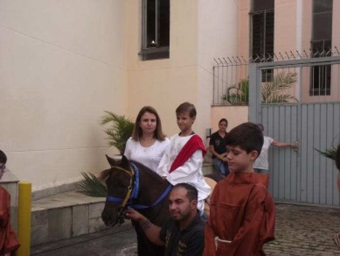 Missa de Domingo de Ramos 9h 20/o3/2016