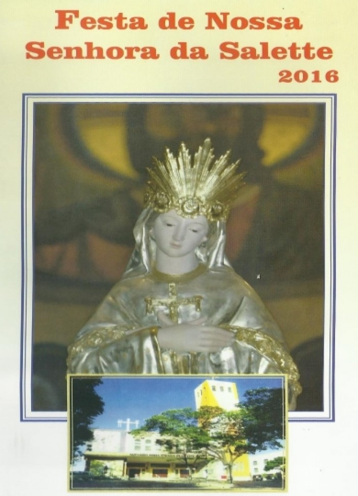 Festa de N.Sra. Da Salette 2016