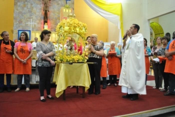 Missa de Abertura da Festa de N.Sra.Salette 2015