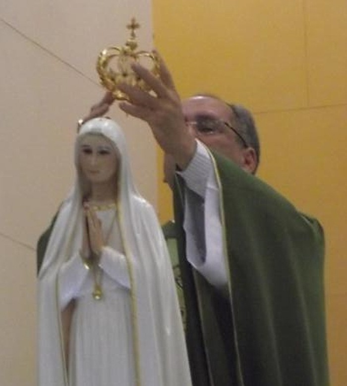 Missa Das 18h30 Com A Imagem Peregrina De N.Sra. Fátima