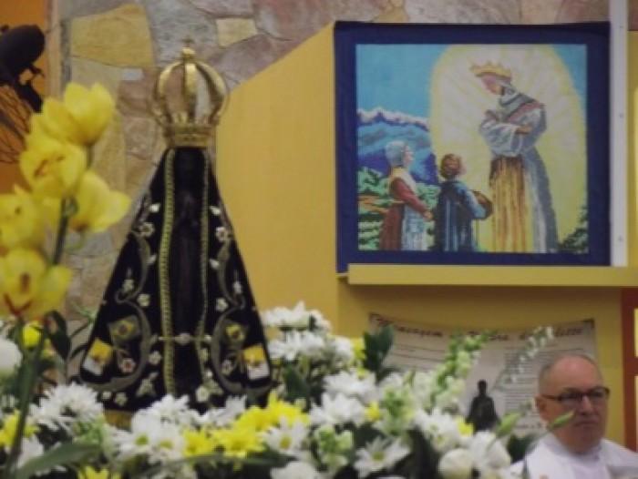 Terço e Missa com Pe. Evaldo da TVAparecida