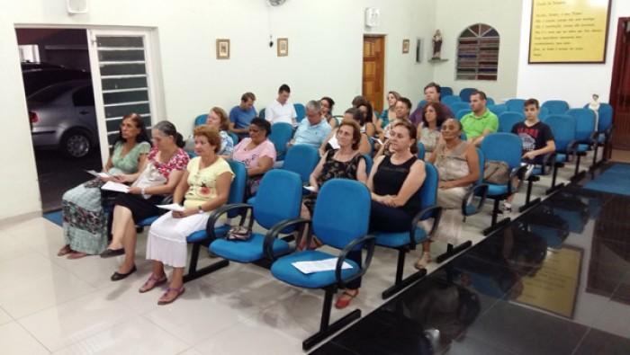 QUARTA ETAPA DE FORMAÇÃO DE LEIGOS SALETINOS