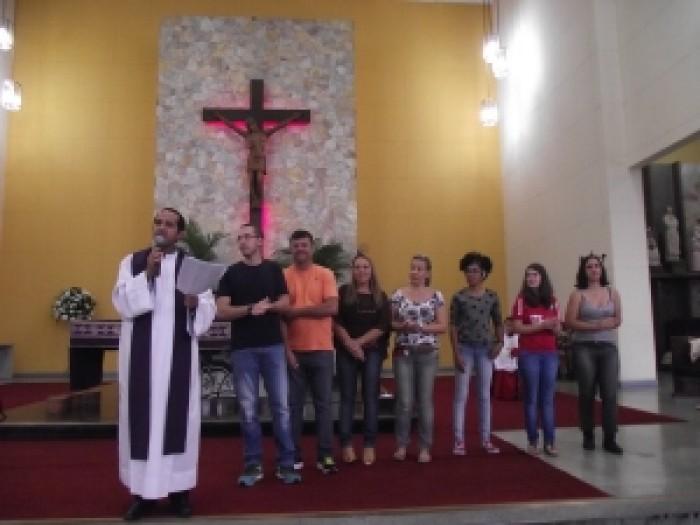 Missa Equipe Missionária E Apresentação Jovens Integra Salette2