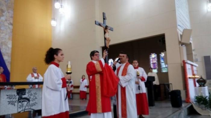 Celebração da Paixão de Cristo 2017
