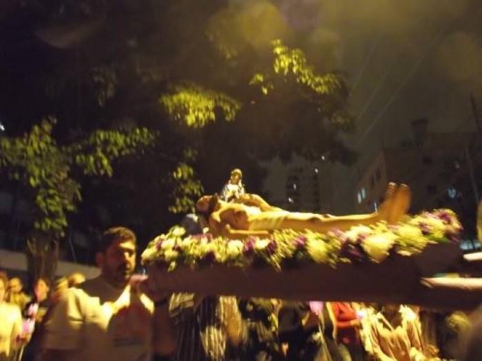 Salette/SP realiza a Procissão de da Sexta-Feira 2017.